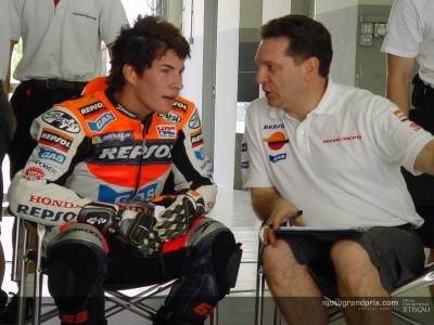 Nicky Hayden offers his views on life as a GP star and talks about his DNF last week