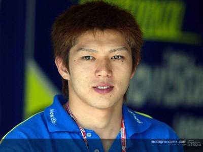 Kyonari ha firmato per il Telefonica Movistar Honda