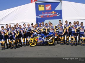 Wirsing stands out in the Red Bull Rookies Cup to MotoGP