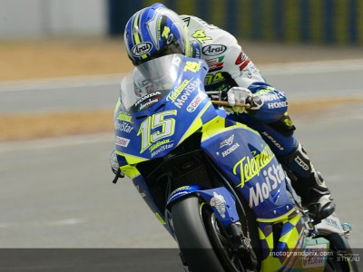 Sete Gibernau reflects on a good days' work for himself and Spain at Le Mans