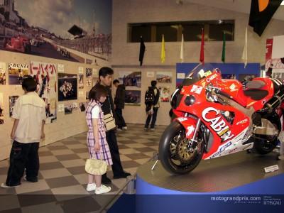 Kato: il grande campione è stato commemorato a Suzuka