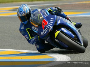 Yamaha finally bounce back with two riders in the top five at Le Mans