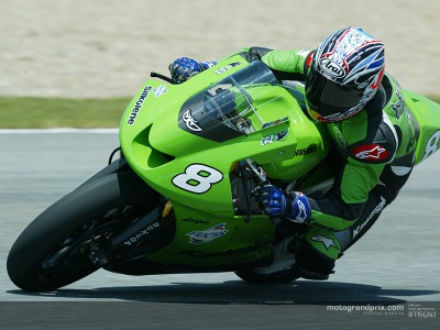 Kawasaki starting to improve and first top ten finish gives important morale boost