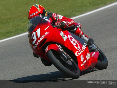 Four Italians and a Dane: wildcards for the 125 race at Mugello