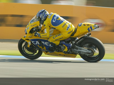 MotoGP crea el `All Time Speed Record´, que será presentado por Gericom