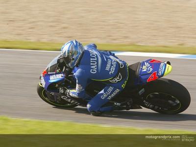 Alex Barros  se situaría segundo en la lista de pilotos con más puntos si sube al podio de Mugello