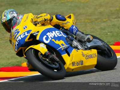 Biaggi ready to perform for his home fans