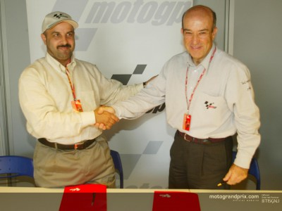 El MotoGP celebrará un Gran Premio en Qatar en 2004