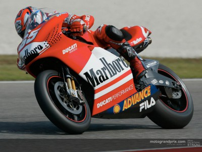 Capirossi to be awarded with All Time Speed Record presented by Gericom