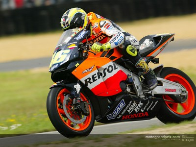 Rossi looks to continue breaking records