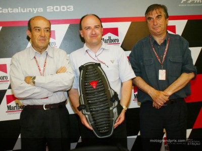 Dainese unveiled as MotoGP Official Safety Partner