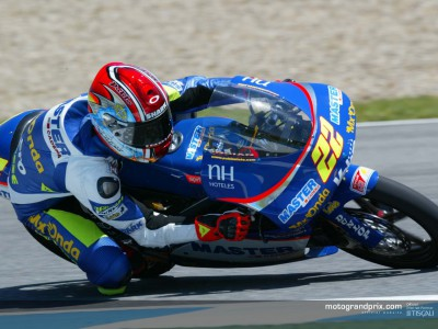 Nieto on pole for home race