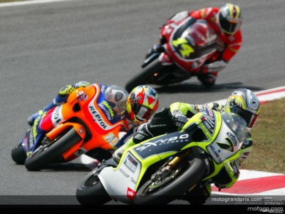 Quotes from the top three finishers in the 250cc GP of Catalunya