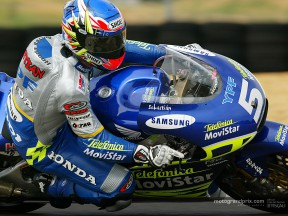 Sebastian Porto comments on the GP in Catalunya while hoping for new material from Honda