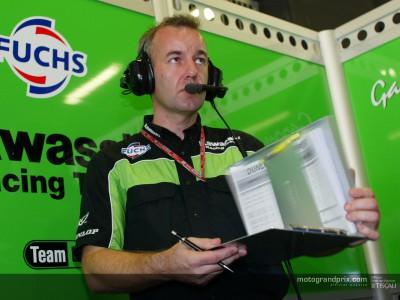 Hamish Jamieson est content de ses premiers essais avec Kawasaki