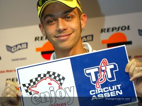 MotoGP stars send message to Assen fans