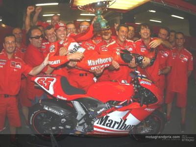 Ducati rêve de répéter son succès historique