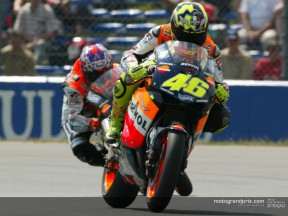 Italian trio under pole record at Assen