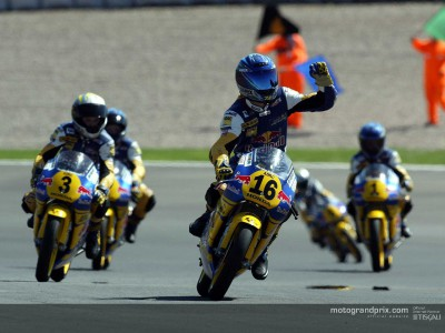 Third round of Red Bull Rookies Cup to MotoGP