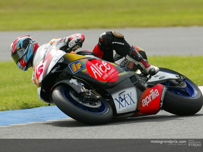 Former WSB boys find the going tough at Donington