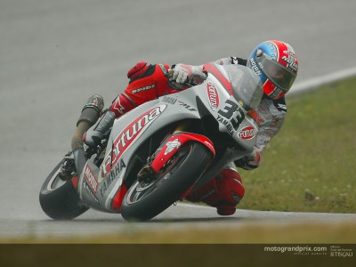 Melandri looks to consolidate progress at scene of former triumphs