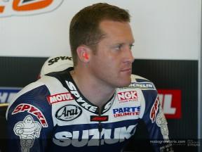 Roberts, recuperado para  reaparecer en Sachsenring