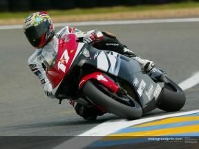 Norick Abe disputará en Alemania su cuarto Gran Premio como piloto invitado