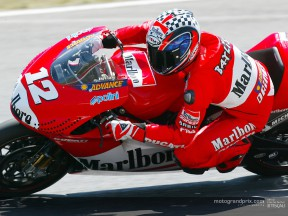 Ducati moving from strength to strength