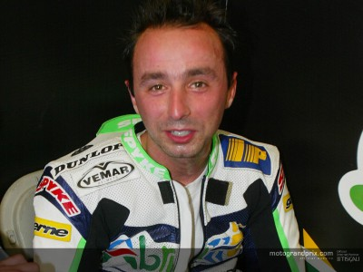 Sabbatani spera di recuperare per Brno
