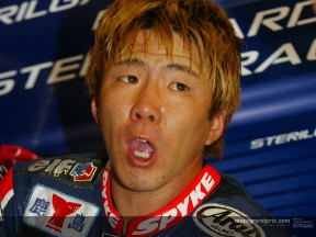 Youichi Ui sets a new objective of reaching the podium in the latter half of the season