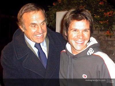 Porto reçoit une visite de surprise de Carlos Reutemann