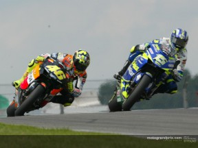 La MotoGP ritorna con il Gran Premio Gauloises della Repubblica Ceca a Brno