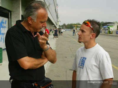 Vincent negotiating with Derbi and Aprilia in Brno