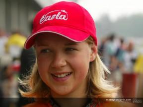 Marketa Janakova, la última promesa femenina de la velocidad, probará suerte en Brno