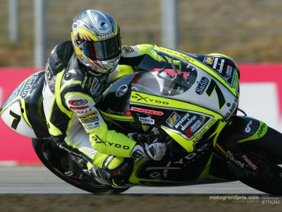 Randy De Puniet returns to form at Brno