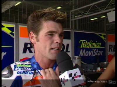 Fonsi Nieto explique son résultat décevant à Brno