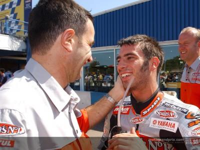 Davide Brivio reflects on an improving season for Fortuna Yamaha