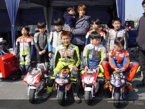 Team Gresini planning Kato tribute at Motegi