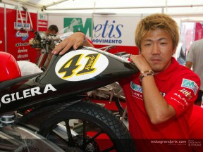 Youichi Ui rejoint Metis Gilera Racing Team