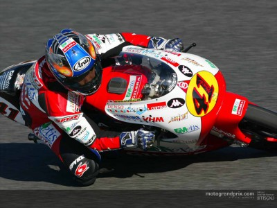 Ui marks unhappy Gilera debut while Bianco notches first points