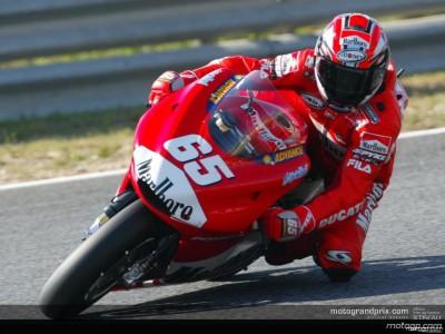 Ducati concluye sus entrenamientos en Mugello