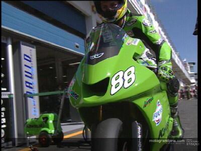 Andrew Pitt revient sur ses difficiles débuts en MotoGP