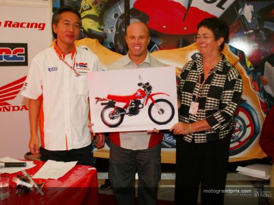 Honda join Africa Health Campaign