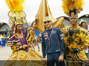 Le circuit Nelson Piquet accueille le carnaval du MotoGP au Brésil