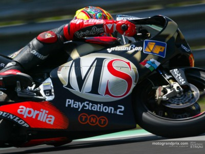 Aprilia seal constructors' title in Rio