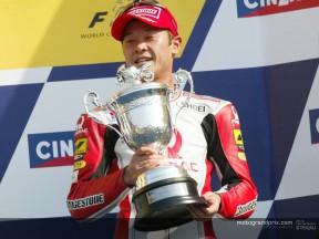 Le premier podium de Tamada confirme son potentiel en MotoGP
