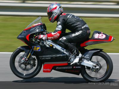 Álvaro Bautista se proclama Campeón del CEV Fortuna en los 125cc