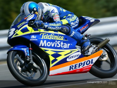 Pedrosa returns to scene of 2002 triumph hoping for title push