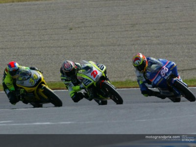 Barbera takes second win after mechanical gremlins hit Pedrosa