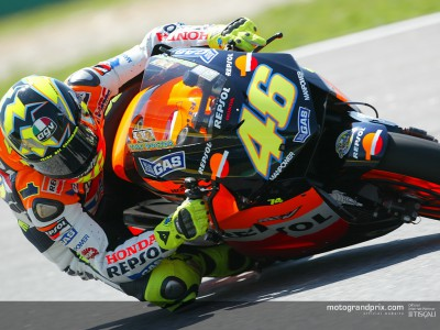 Mathematical possibilities of Rossi winning the title in Sepang